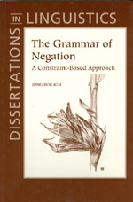 The Grammar of Negation