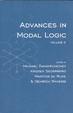 Advances in Modal Logic, Volume 2