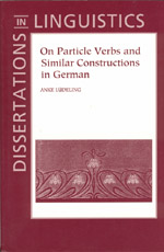 On Particle Verbs and Similar Constructions in German