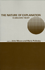 The Nature of Explanation in Linguistic Theory