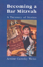 Becoming a Bar Mitzvah: A Treasury of Stories