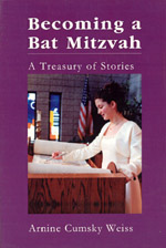 Becoming a Bat Mitzvah: A Treasury of Stories