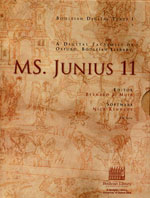 MS. Junius 11: The origins of English poetry, a masterpiece of Anglo-Saxon art; Bodleian Library Digital Texts 1