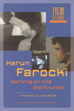 Harun Farocki: Working the Sight-lines