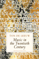 Music of the Twentieth Century