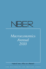 NBER Macroeconomics Annual 2010: Volume 25