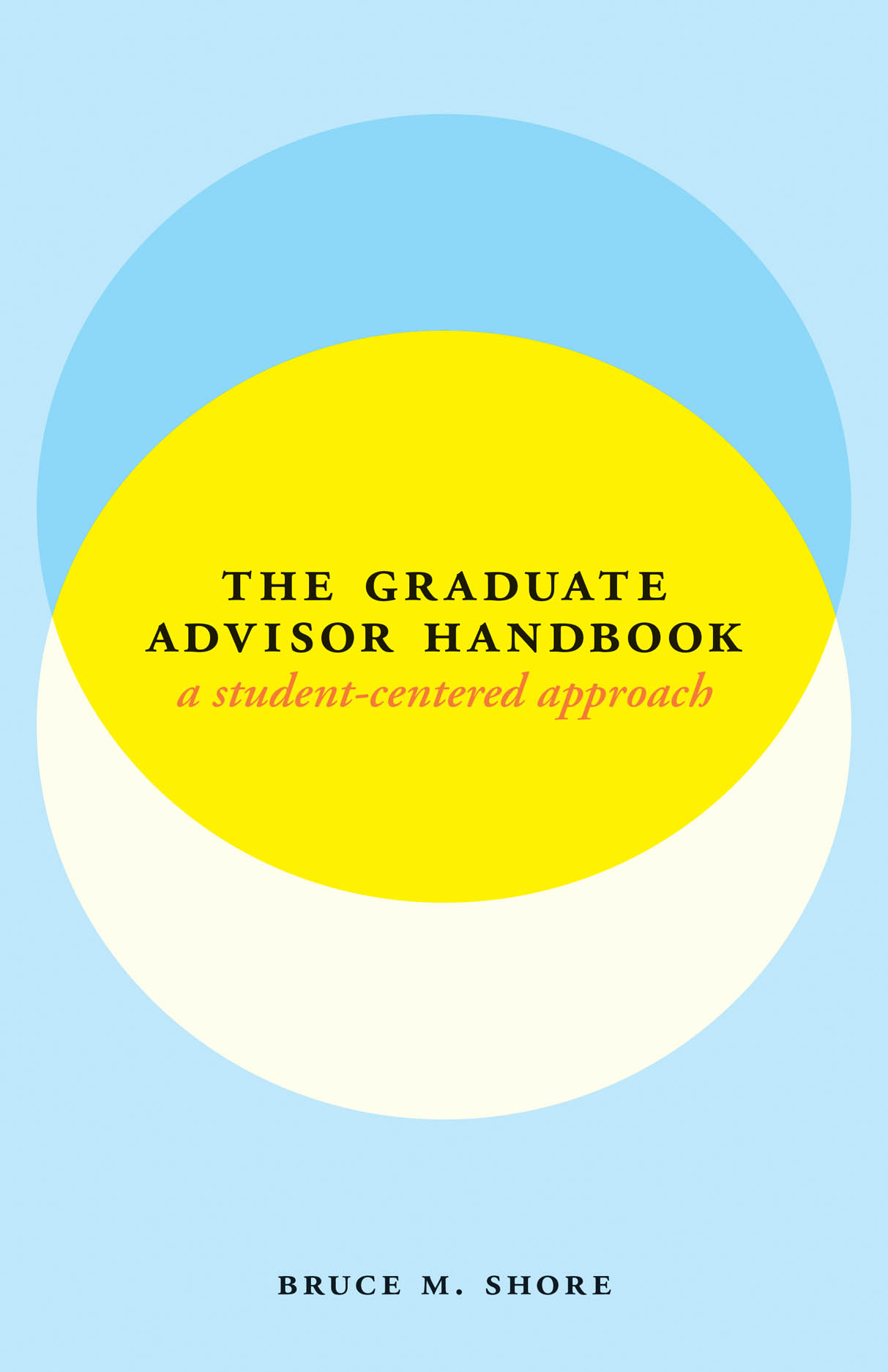 The Graduate Advisor Handbook: A Student-Centered Approach