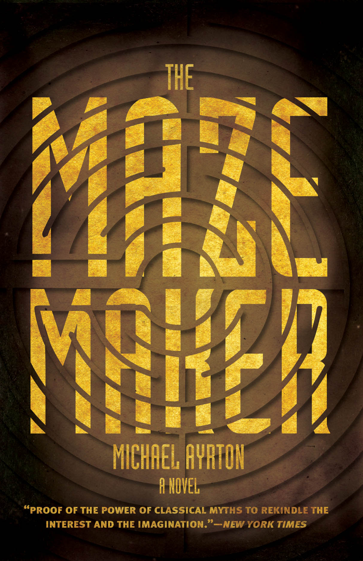 The Maze Maker: A Novel