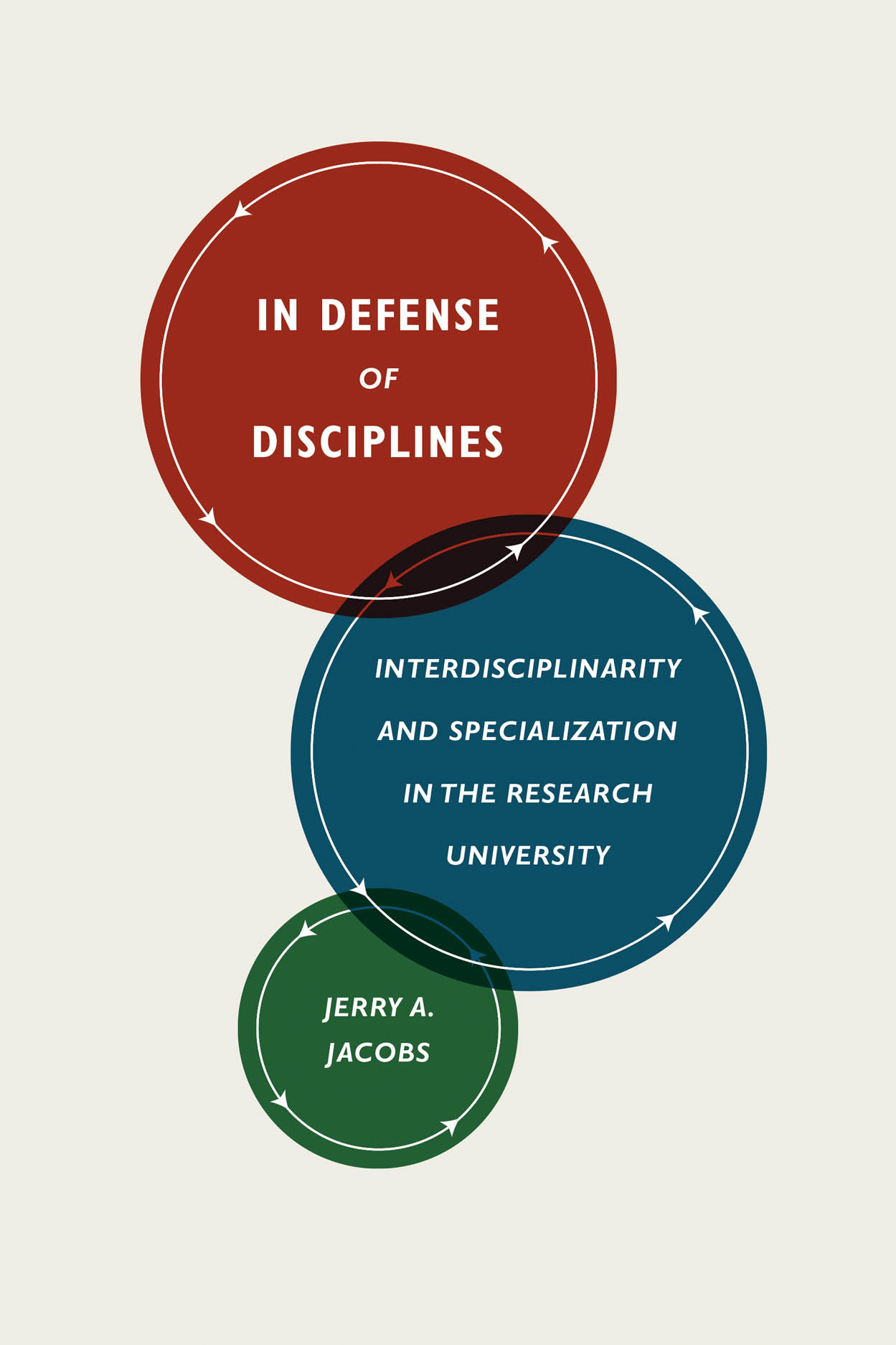 In Defense of Disciplines: Interdisciplinarity and Specialization in the Research University