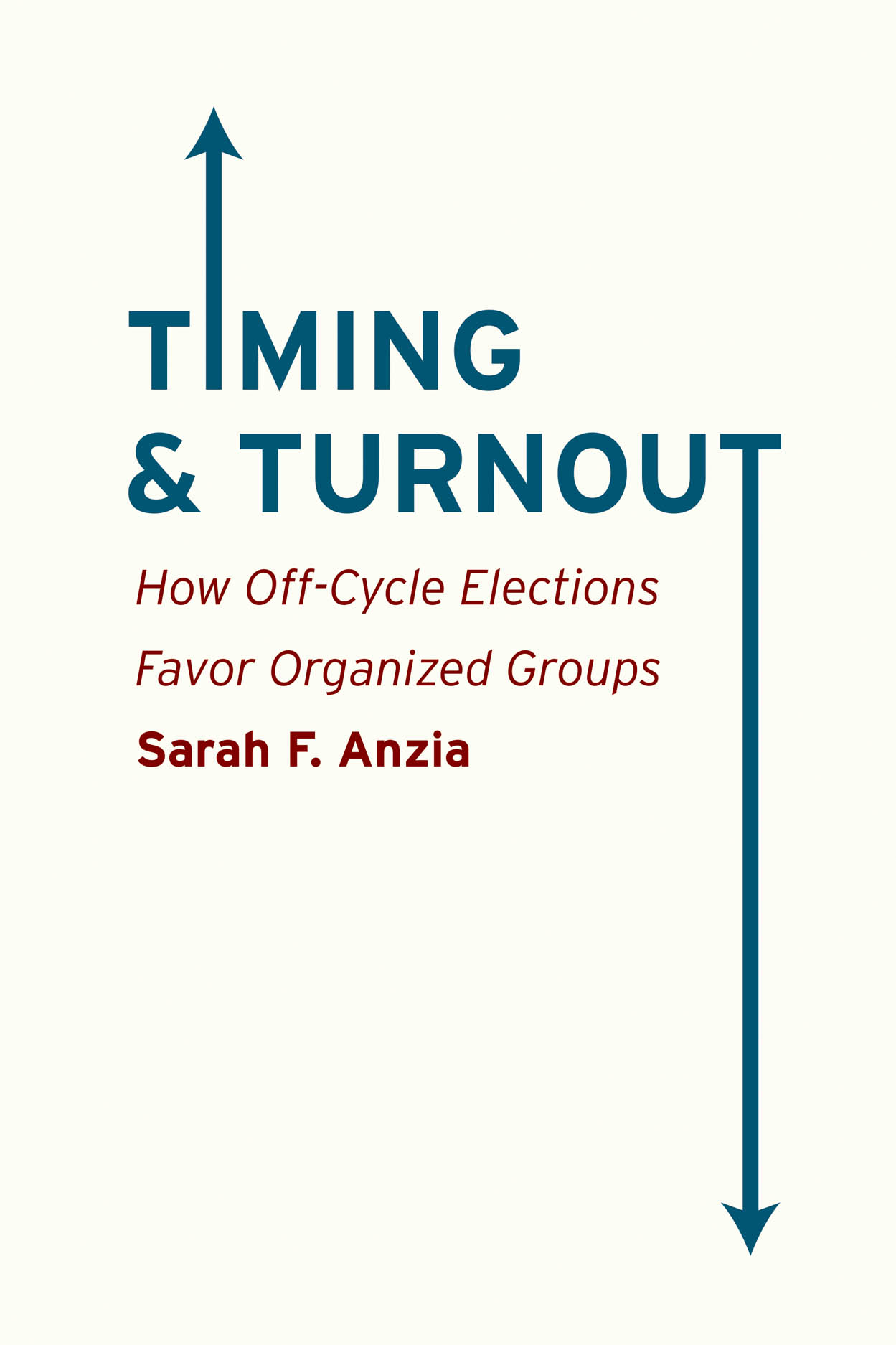 Timing and Turnout: How Off-Cycle Elections Favor Organized Groups