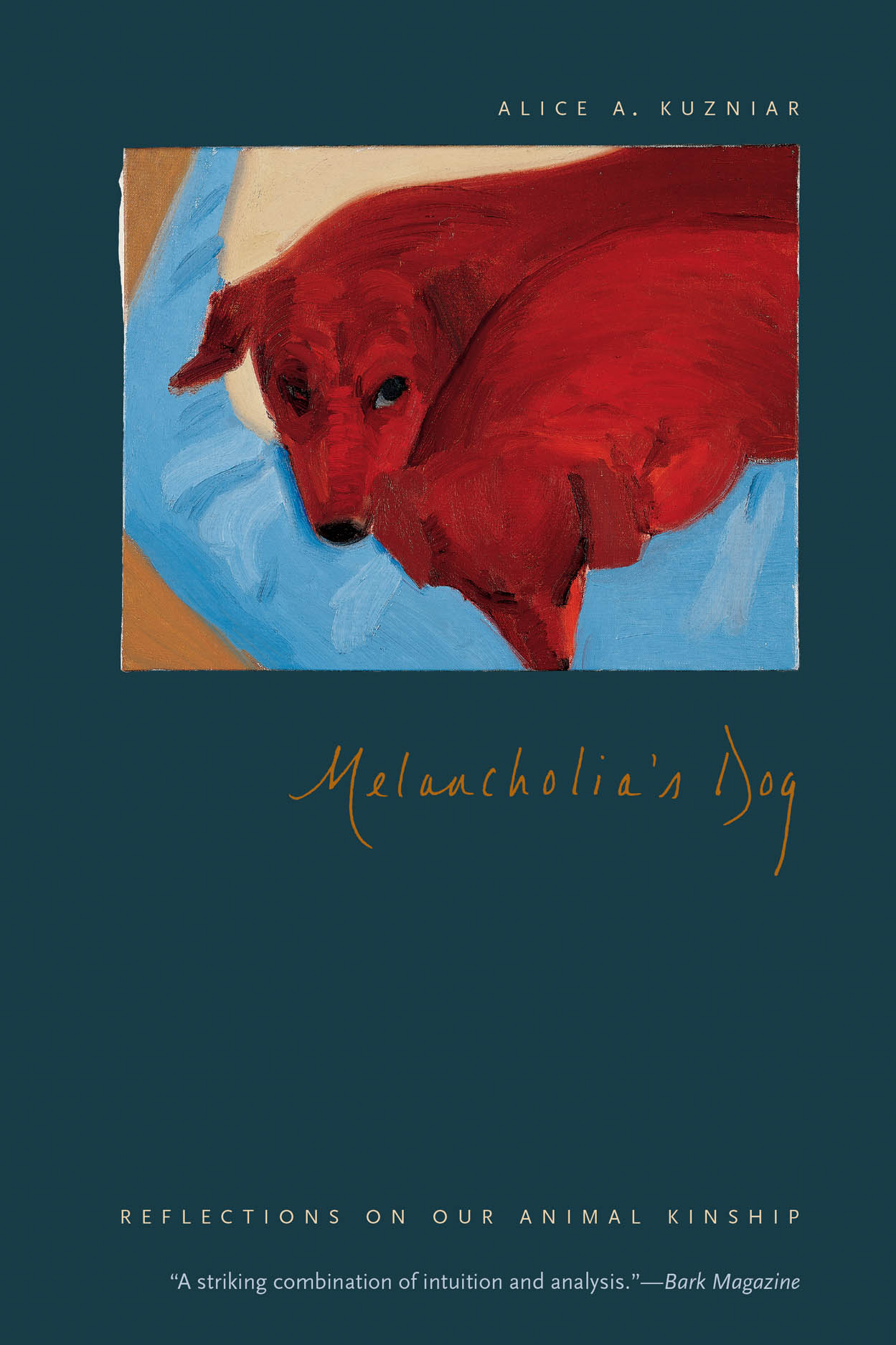 Melancholia's Dog: Reflections on Our Animal Kinship