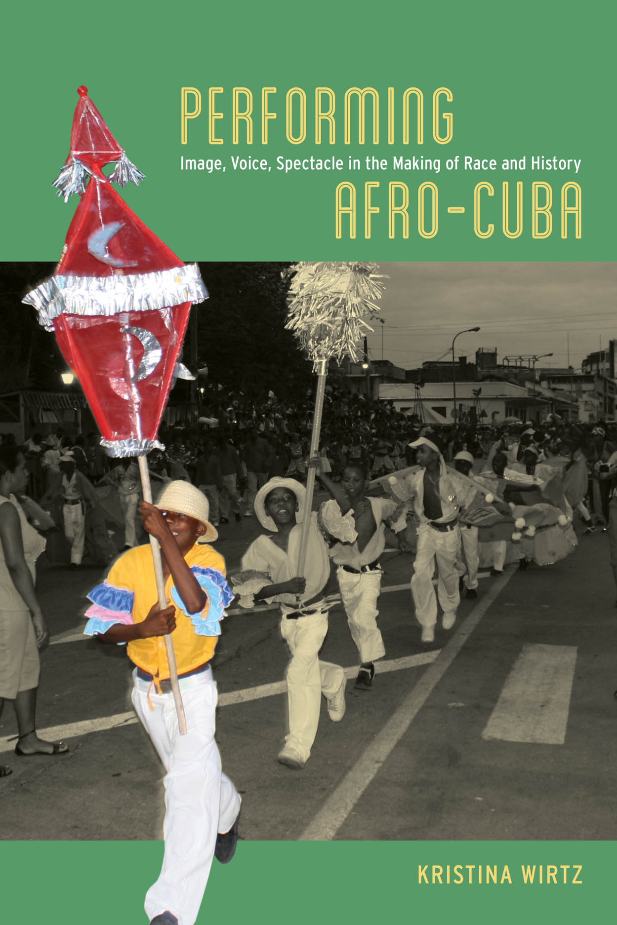 Performing Afro-Cuba