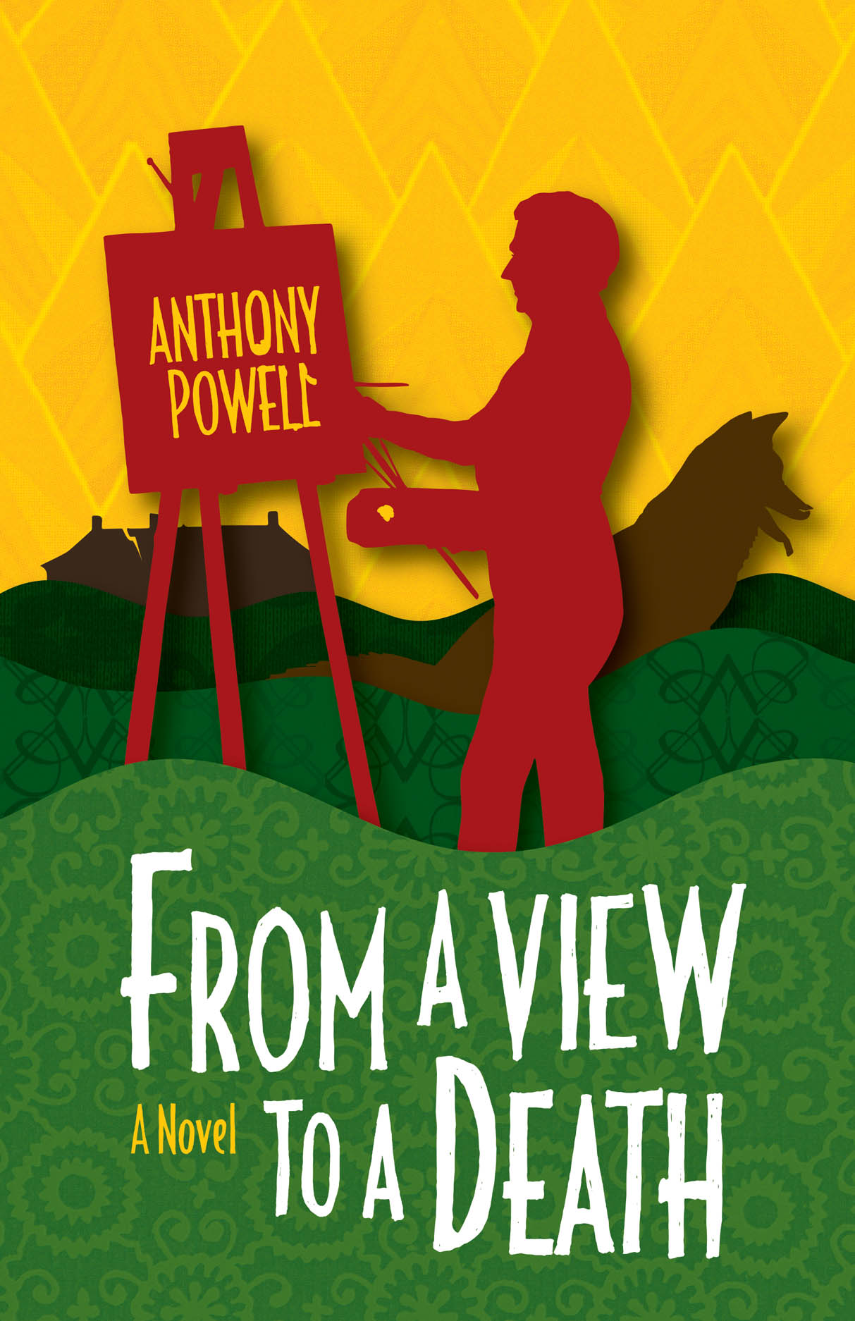 From a View to a Death: A Novel