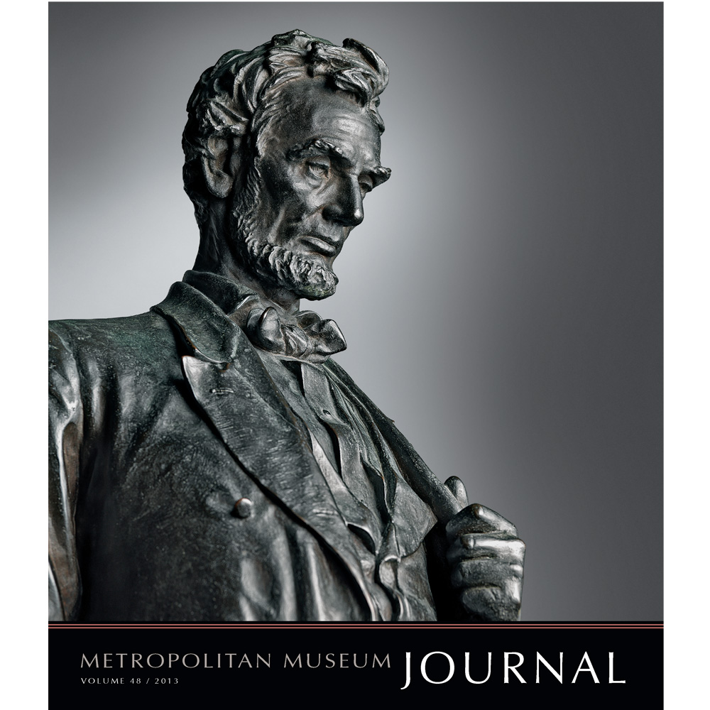 Metropolitan Museum Journal, Volume 48, 2013