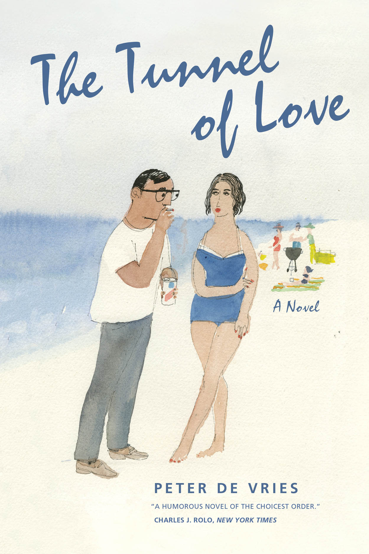 The Tunnel of Love: A Novel