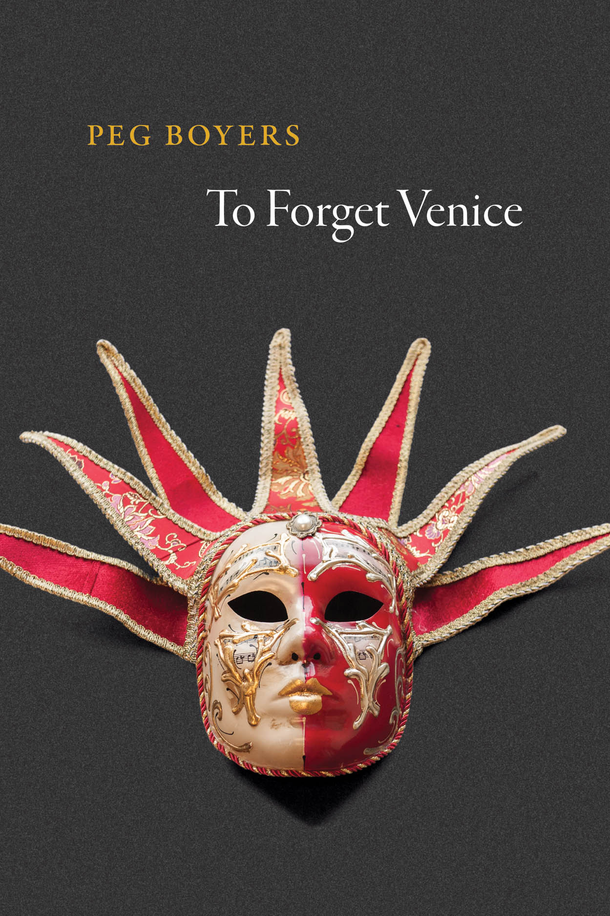 To Forget Venice