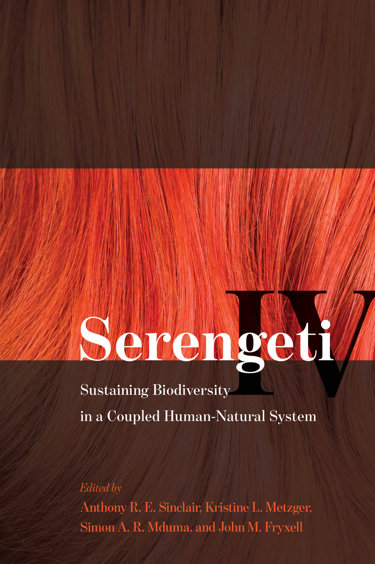 Serengeti IV: Sustaining Biodiversity in a Coupled Human-Natural System