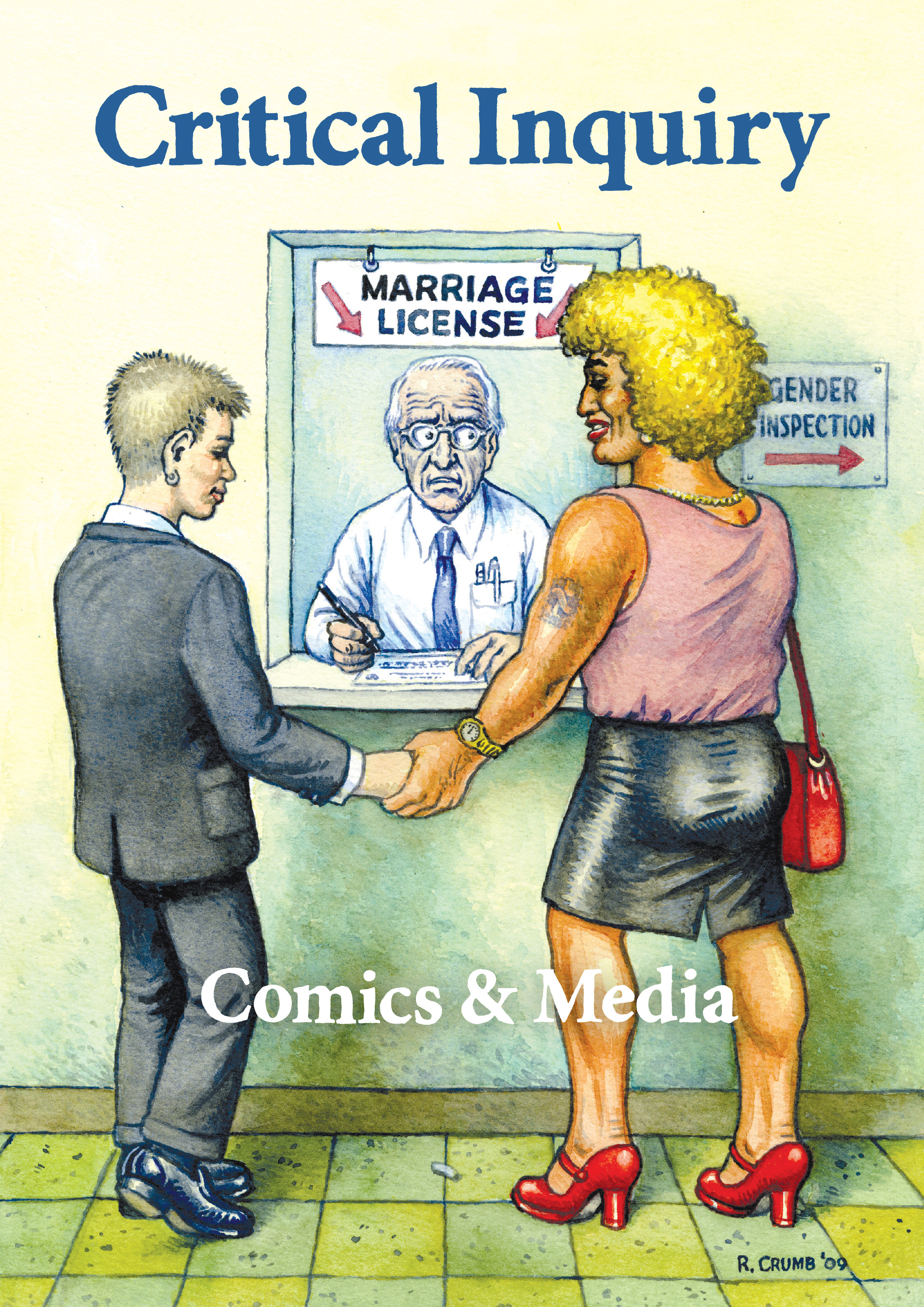 Comics & Media: A Special Issue of