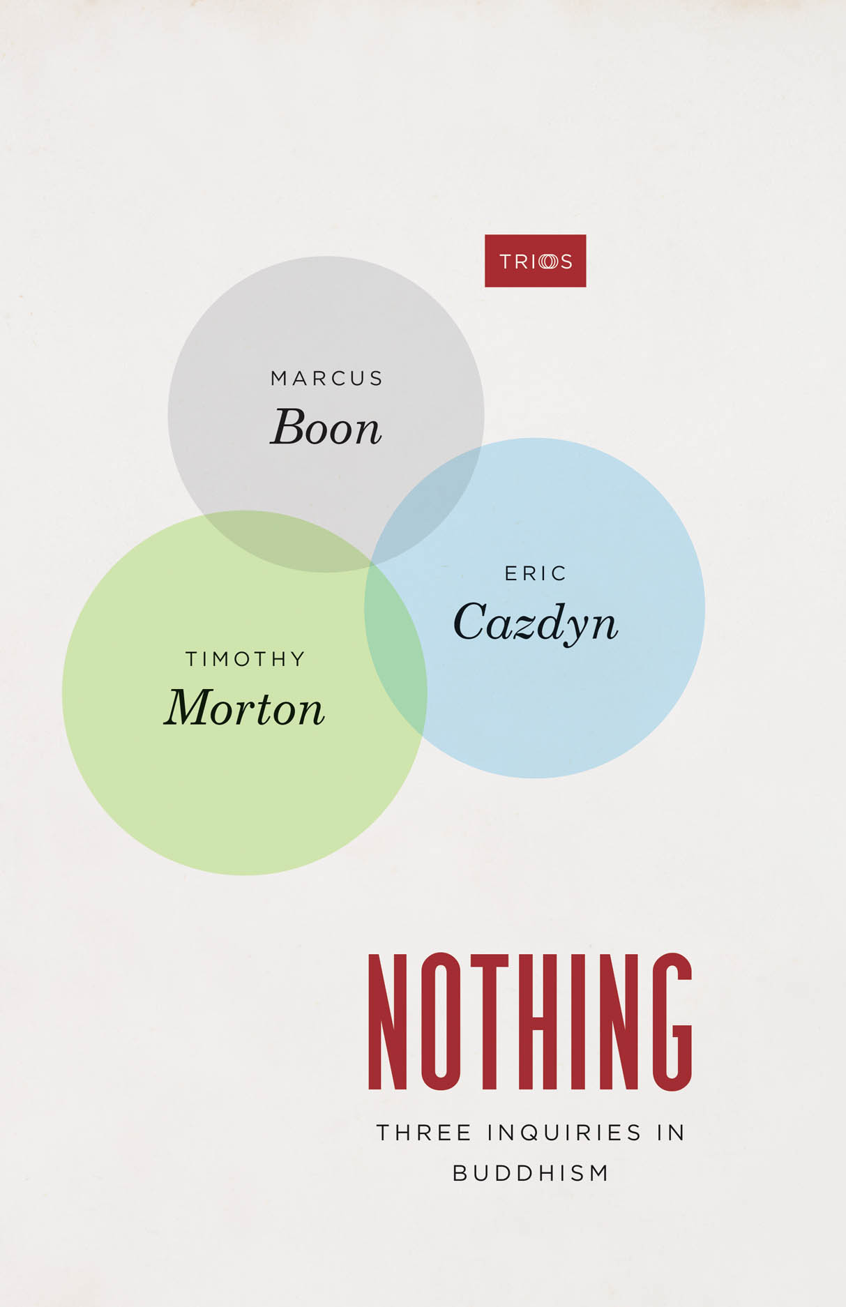Nothing: Three Inquiries in Buddhism