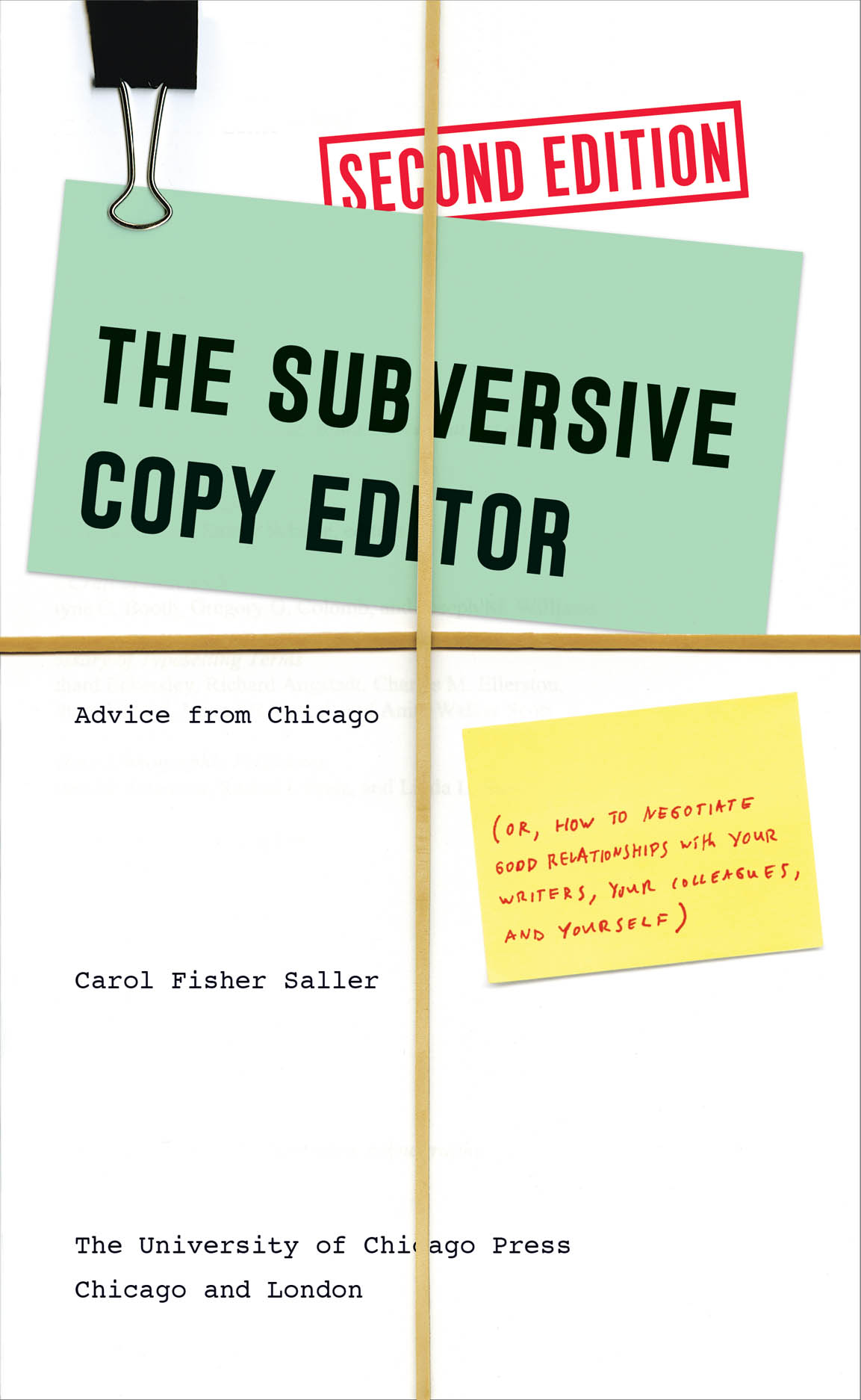 The Subversive Copy Editor, Second Edition