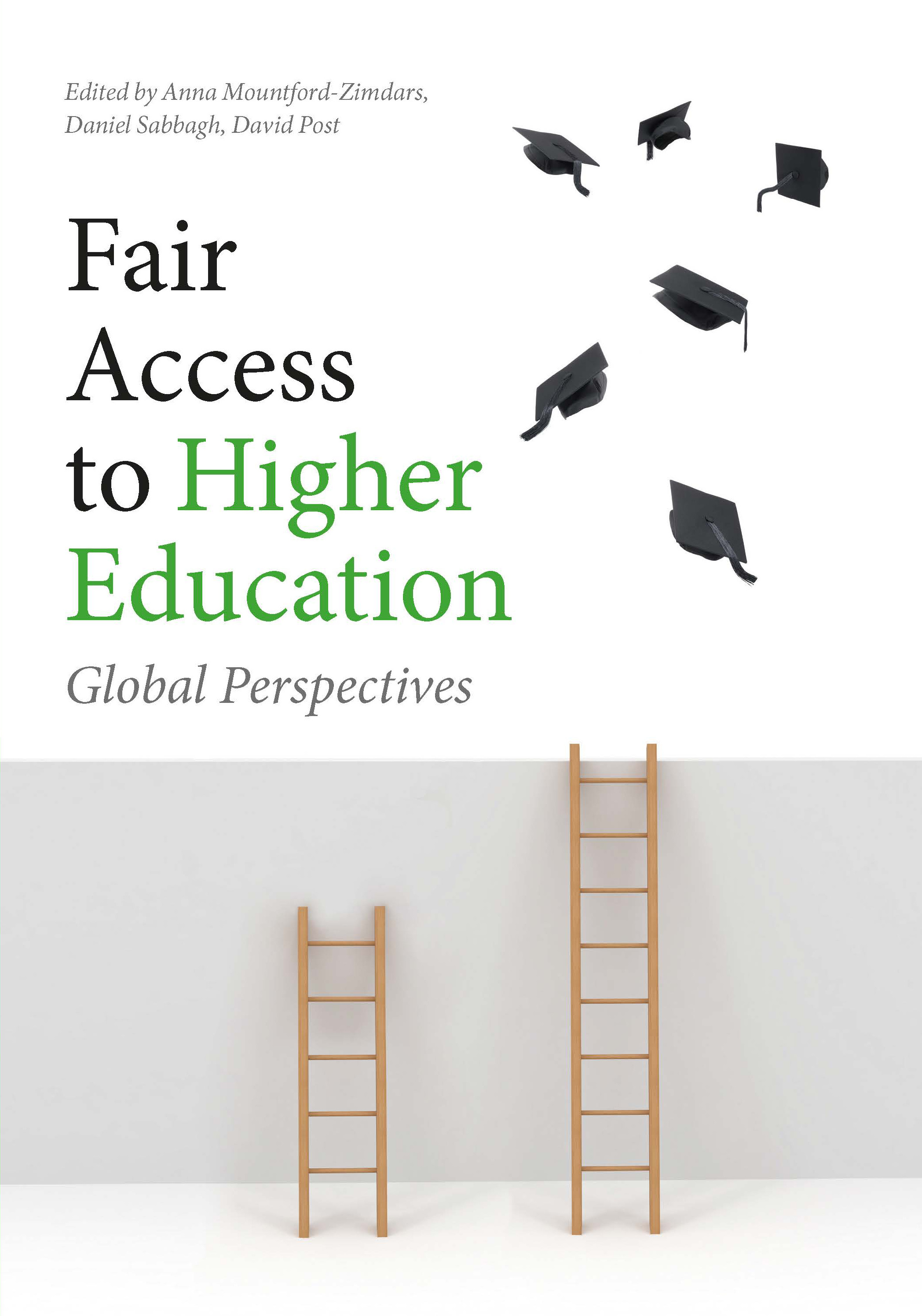 Fair Access to Higher Education: Global Perspectives