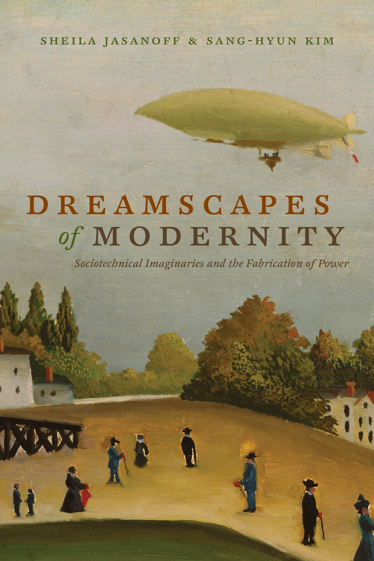 Dreamscapes of Modernity