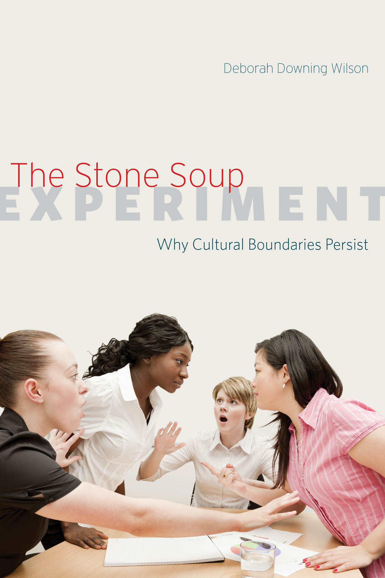 The Stone Soup Experiment: Why Cultural Boundaries Persist