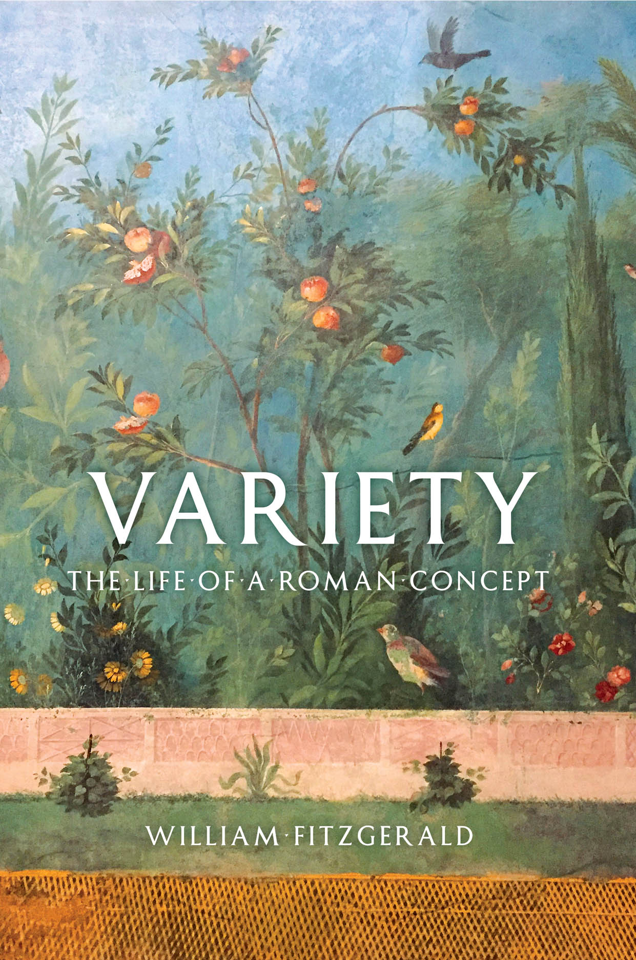 Variety: The Life of a Roman Concept
