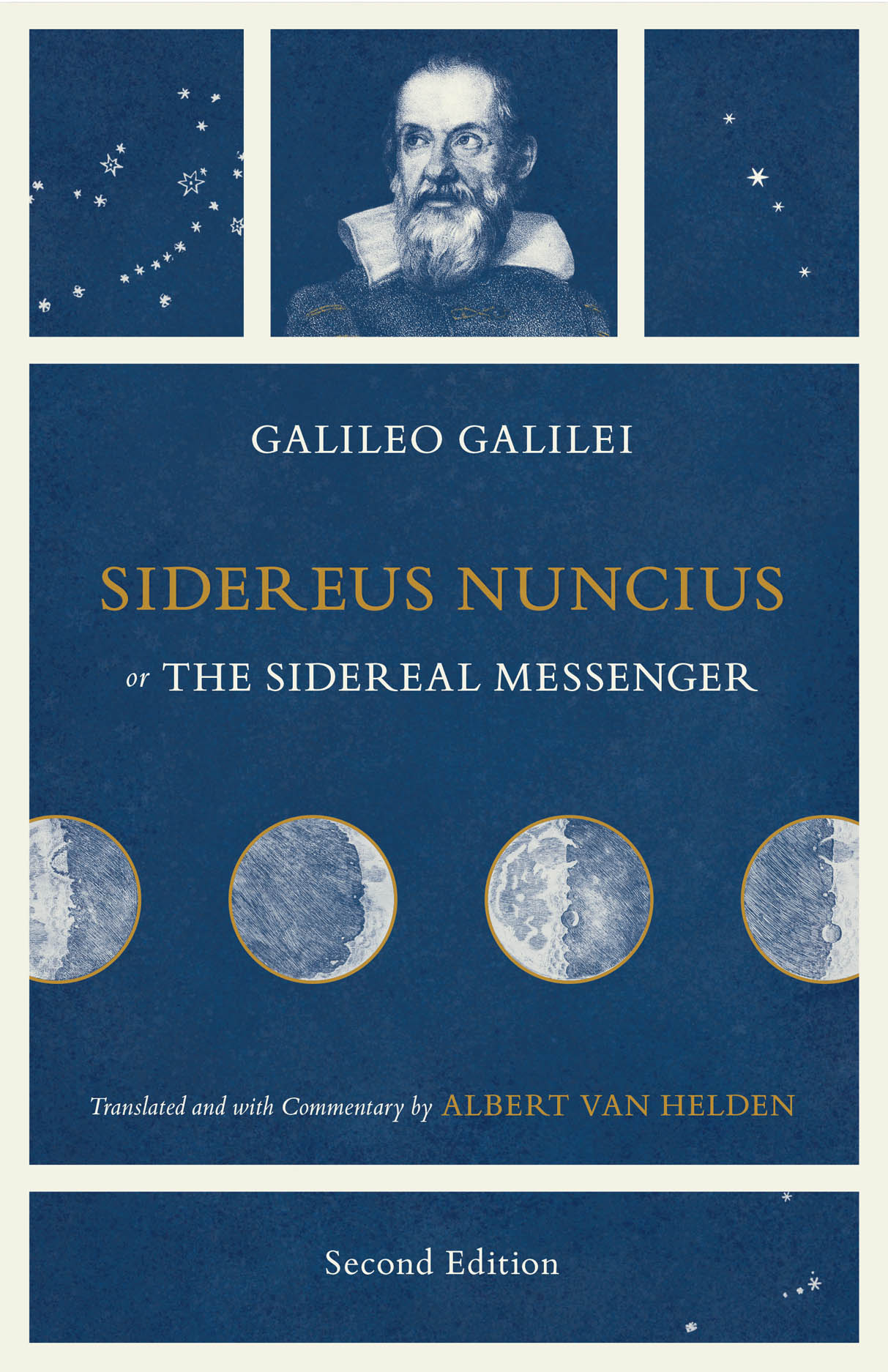 Sidereus Nuncius, or The Sidereal Messenger