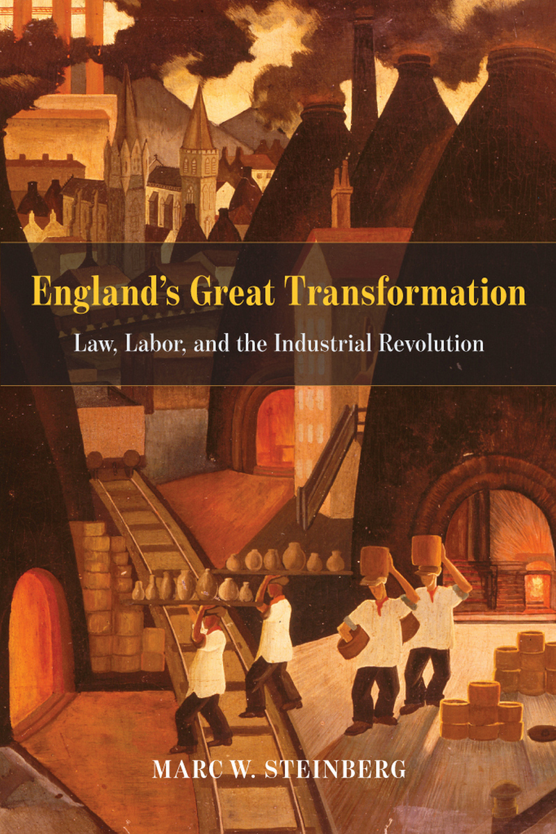 England's Great Transformation