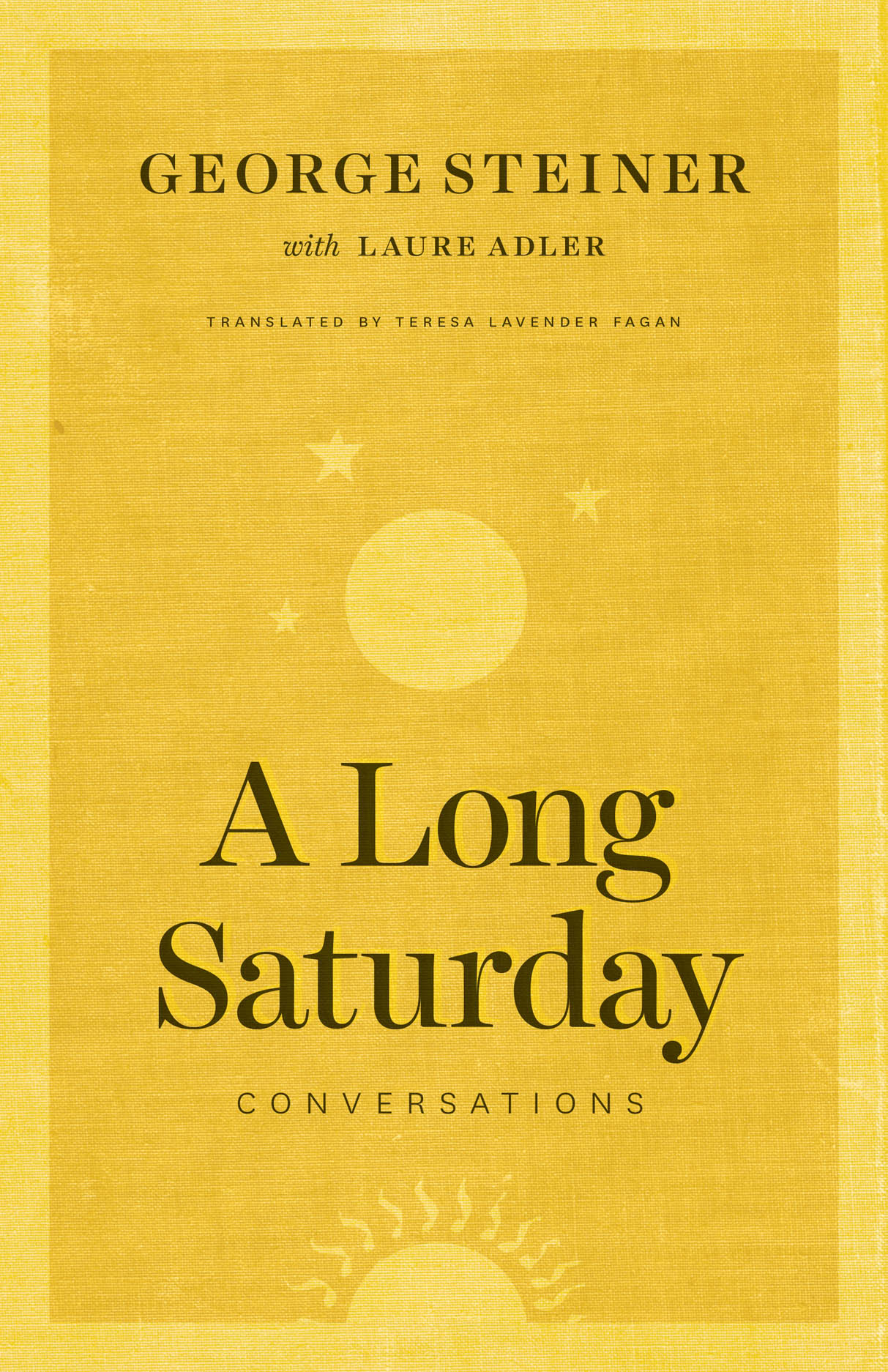 A Long Saturday: Conversations