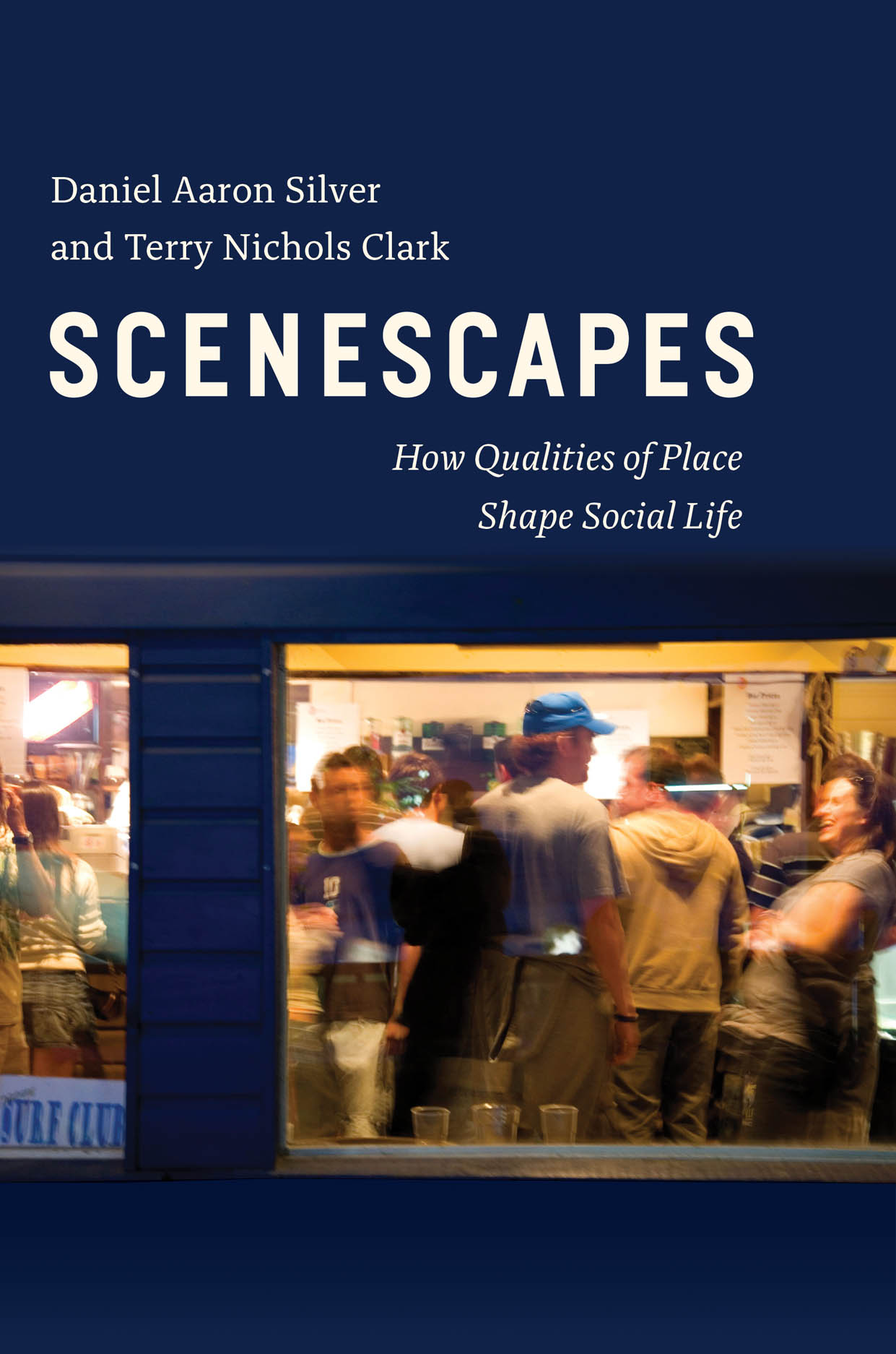 Scenescapes cover