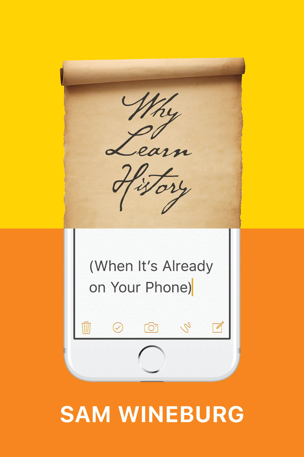 Resultado de imagen de Why Learn History (When It's Already on Your Phone)