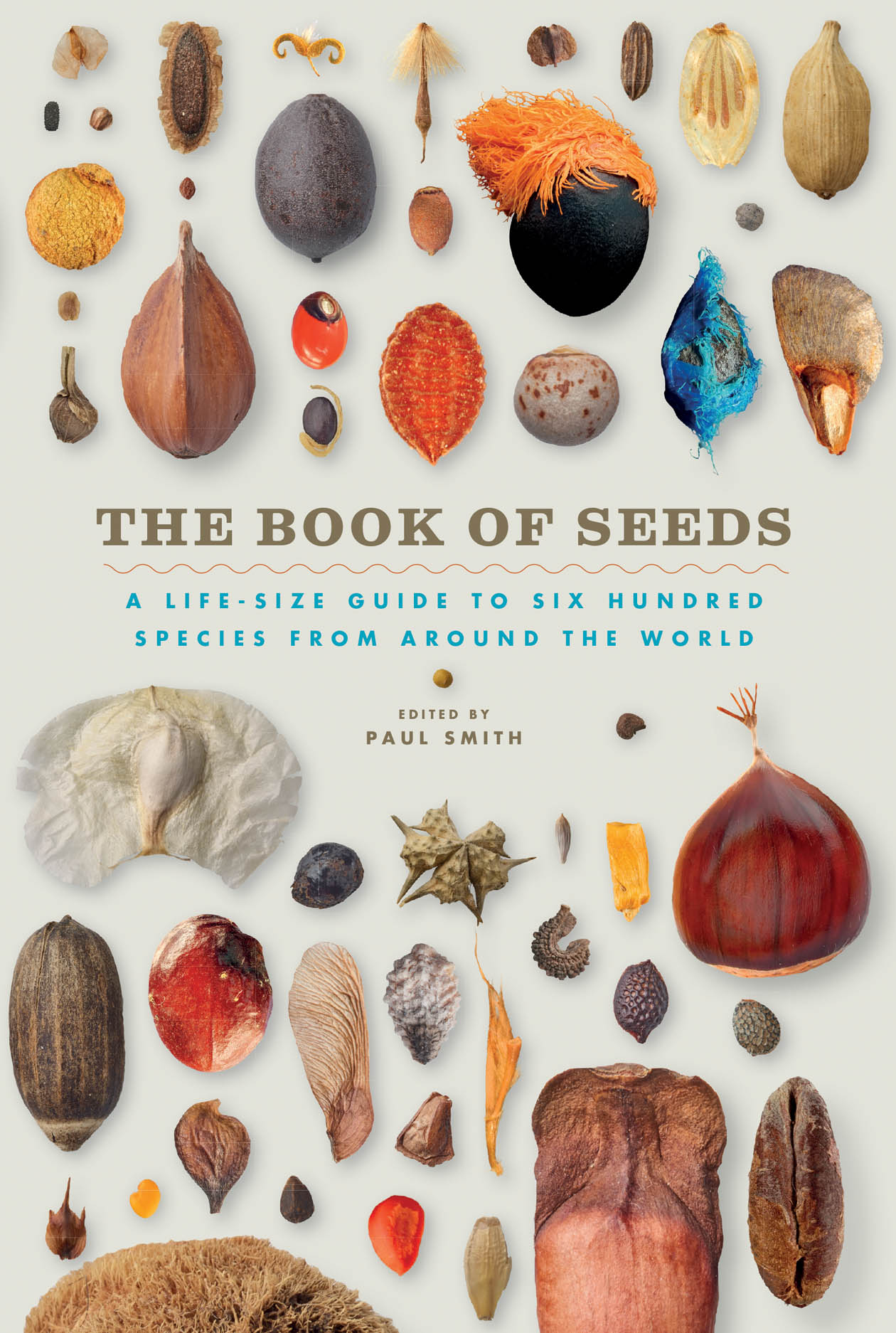 Book of Seeds featured on the Science Friday blog