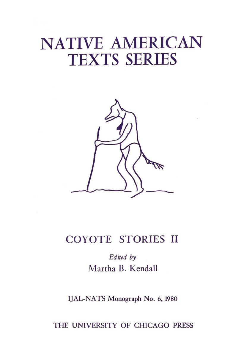 Coyote Stories II