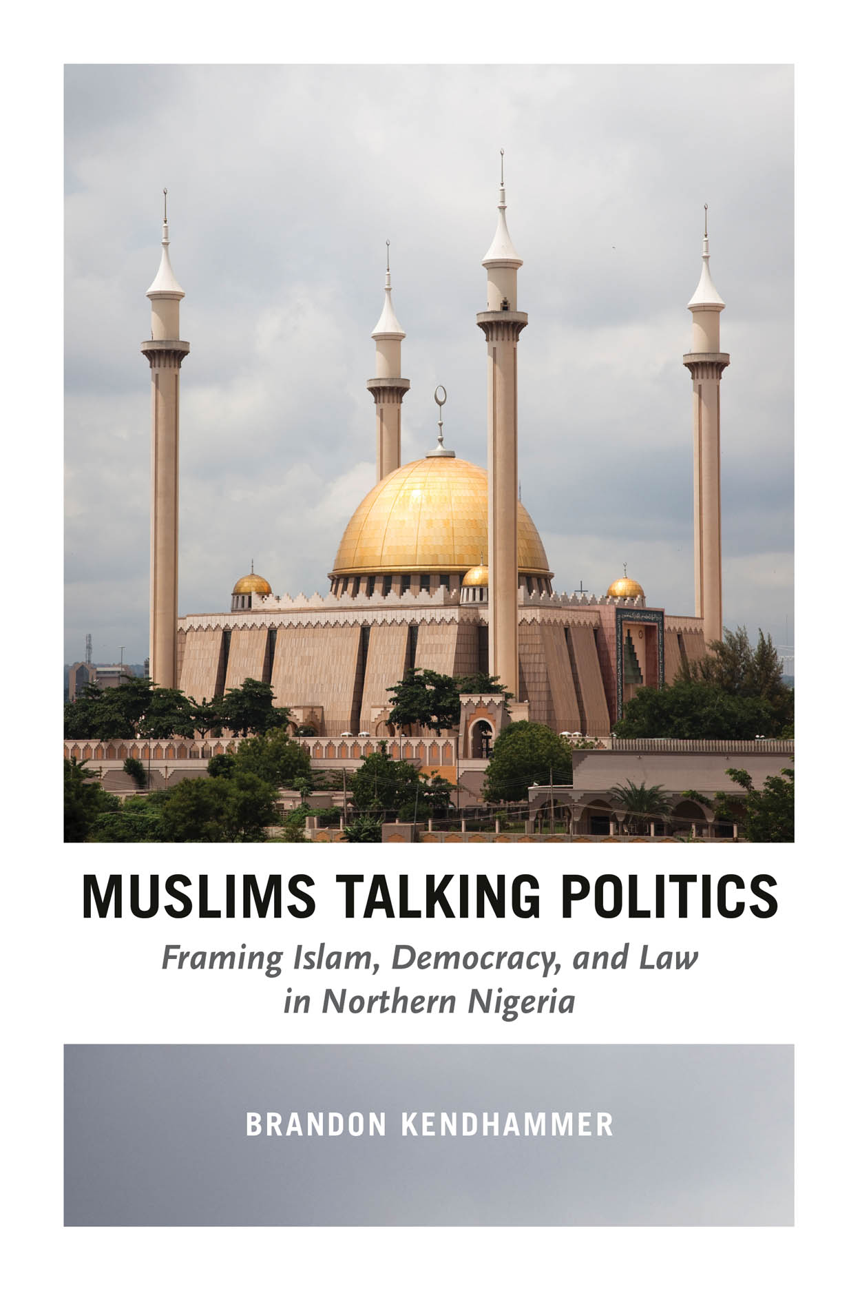 Muslims Talking Politics: Framing Islam, Democracy, and Law in Northern Nigeria