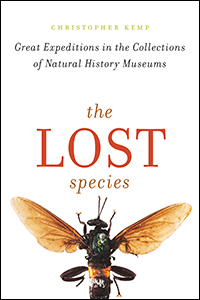 "WSJ reviews Christopher Kemp's ""The Lost Species"""