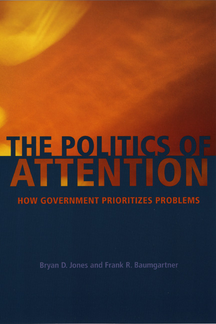The Politics of Attention