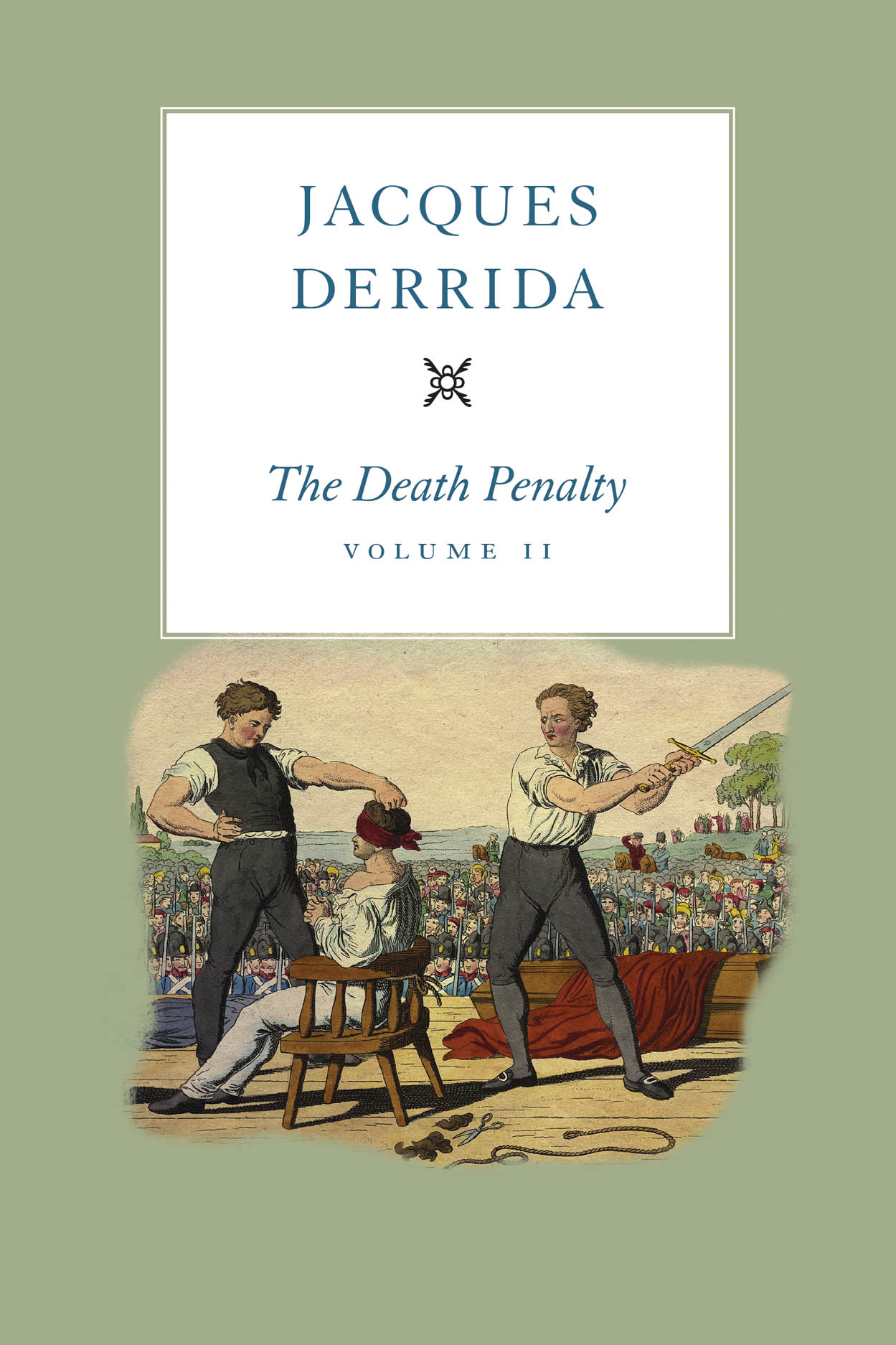The Death Penalty, Volume I and Volume II Book Cover