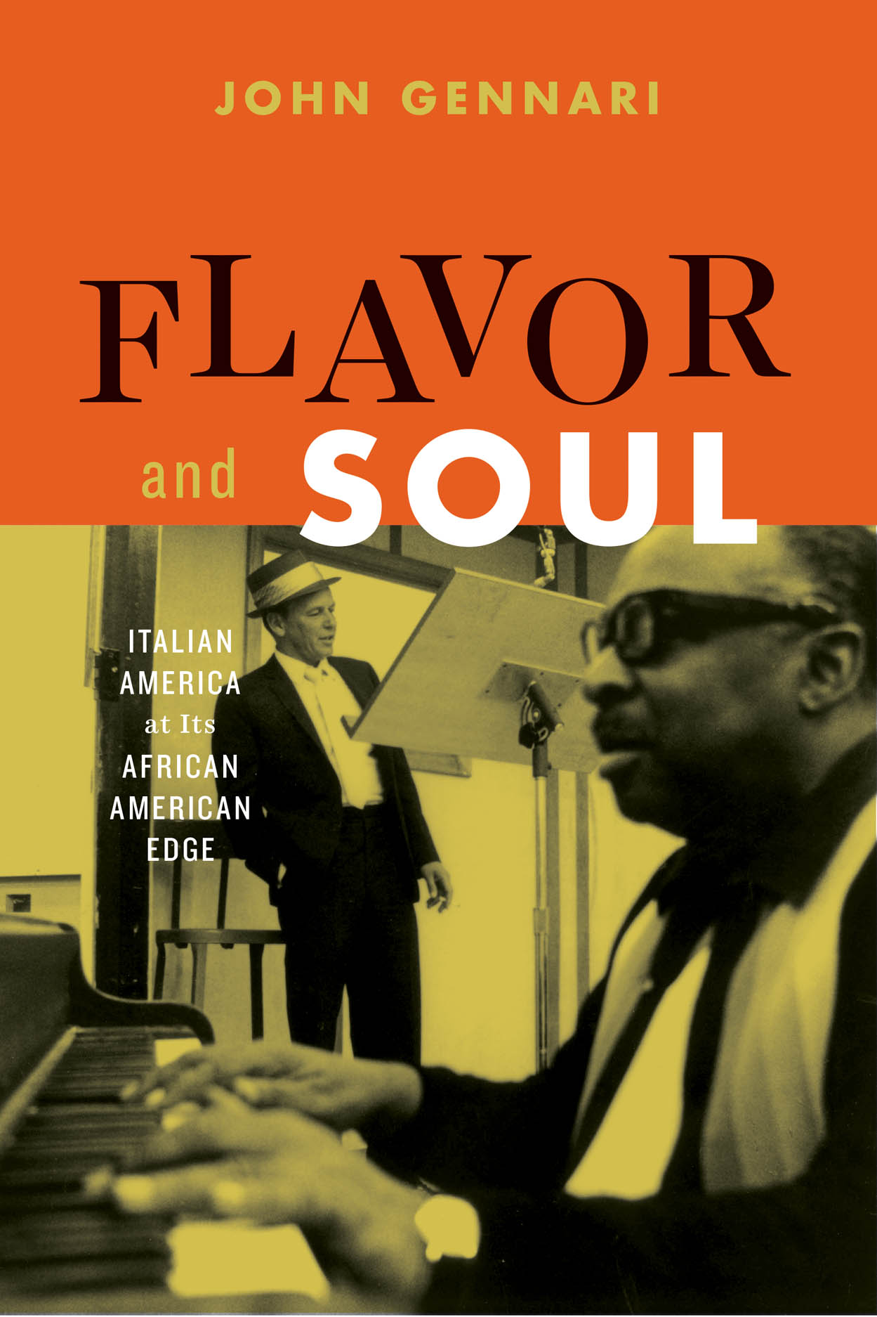 Flavor and Soul: Italian America at Its African American Edge