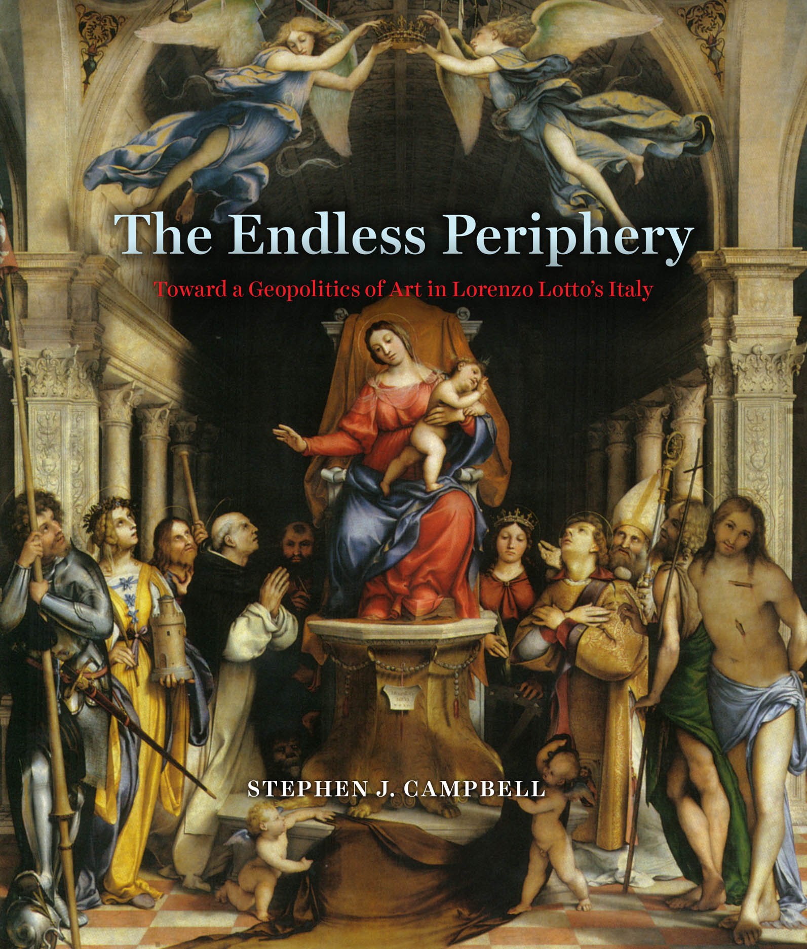 The Endless Periphery: Toward a Geopolitics of Art in Lorenzo Lotto's Italy