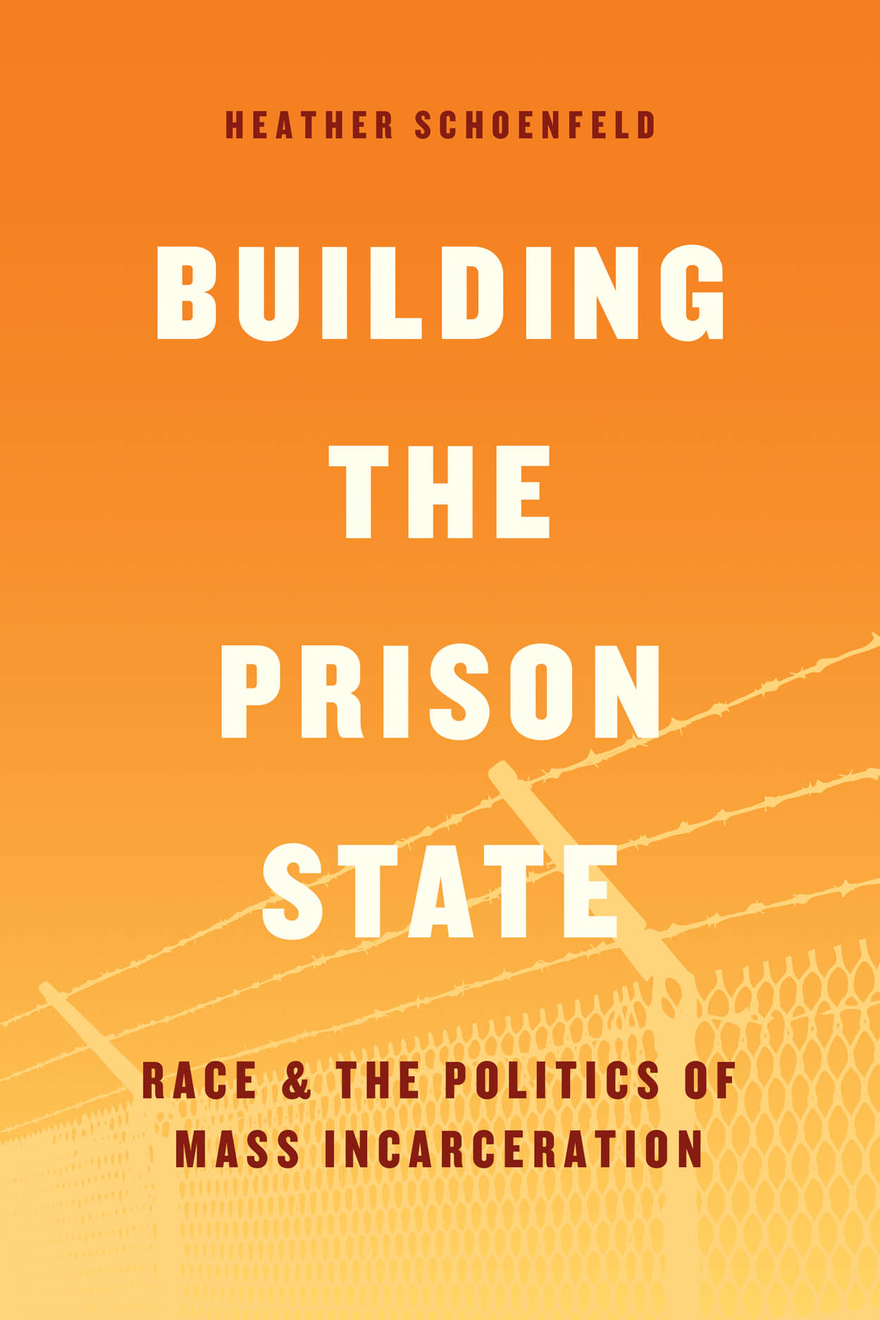 Building the Prison State