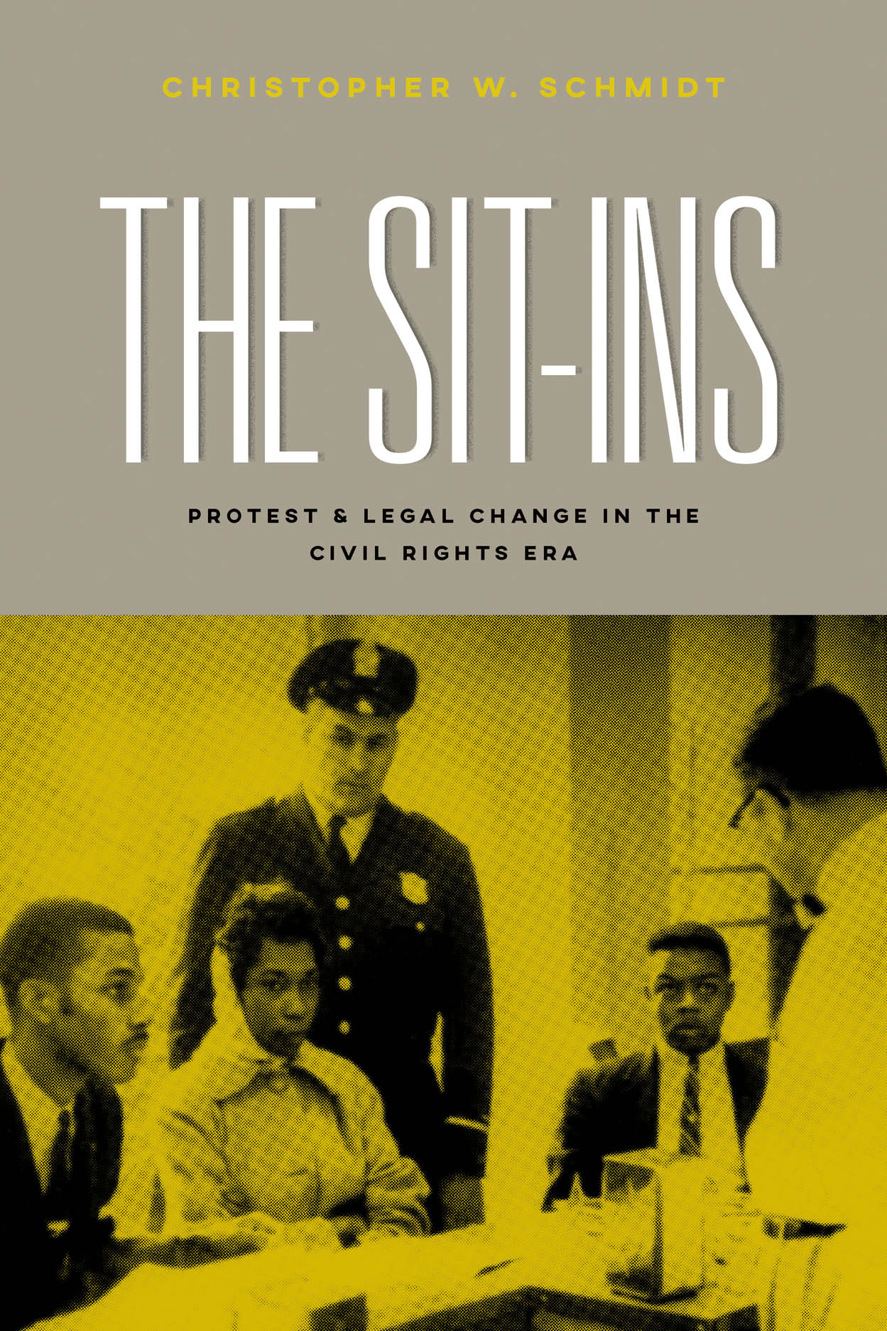 The Sit-Ins: Protest and Legal Change in the Civil Rights Era