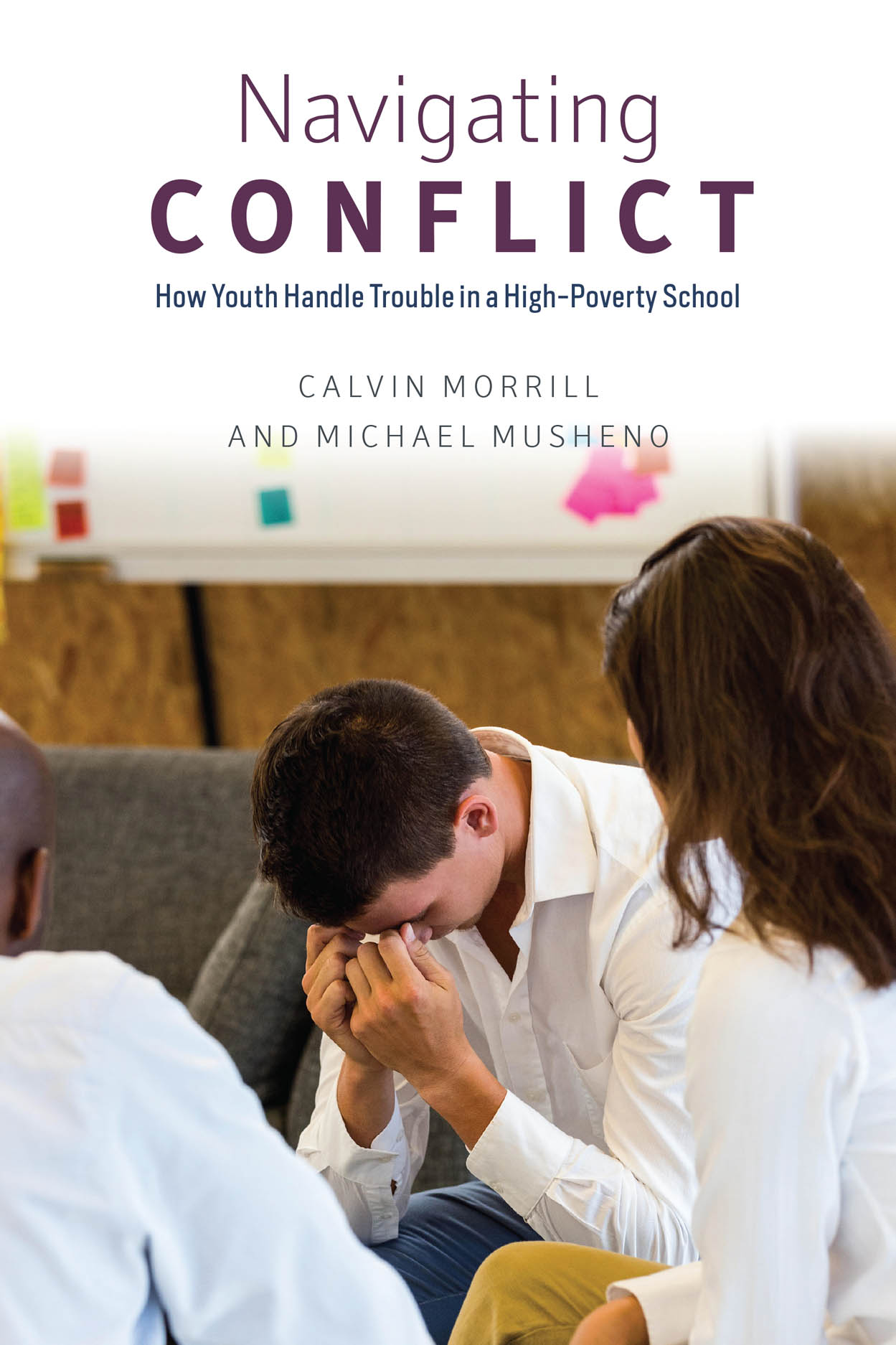 Navigating Conflict: How Youth Handle Trouble in a High-Poverty School