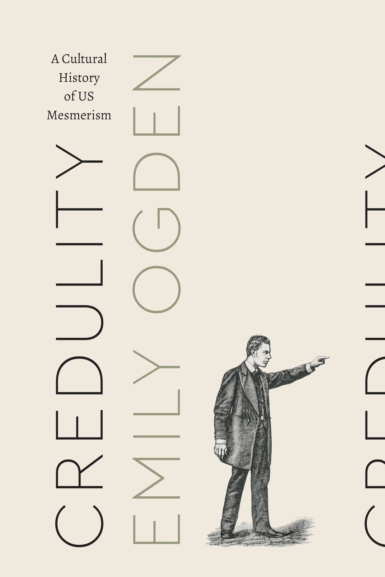 Credulity: A Cultural History of US Mesmerism