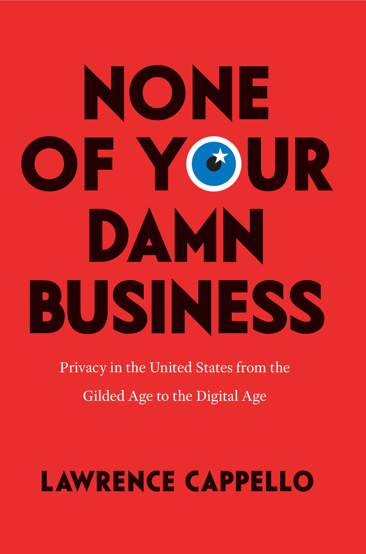 None of Your Damn Business: Privacy in the United States from the Gilded Age to the Digital Age
