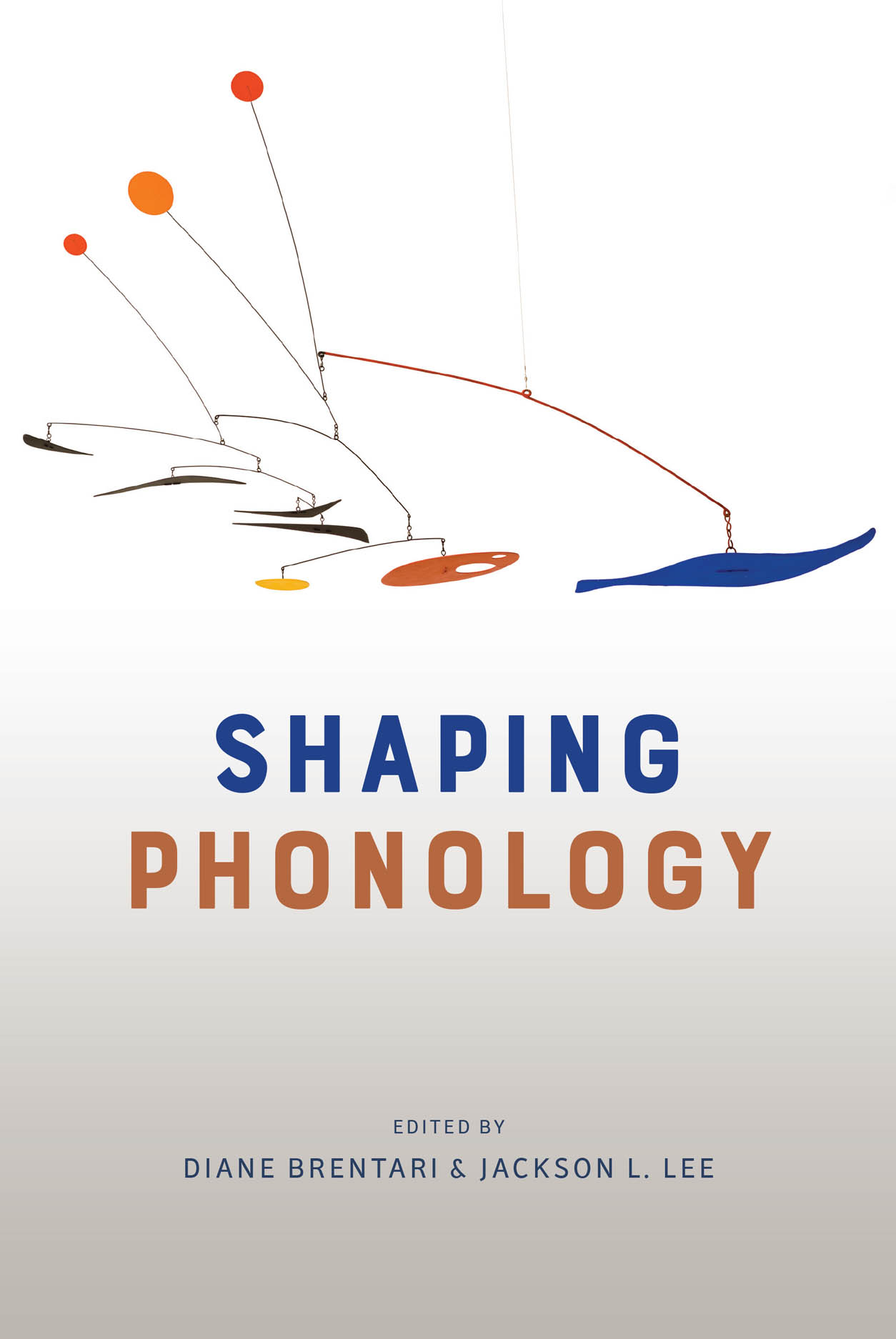 Shaping Phonology