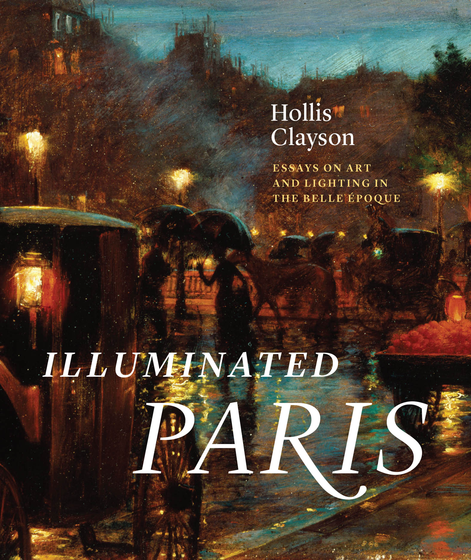 Illuminated Paris