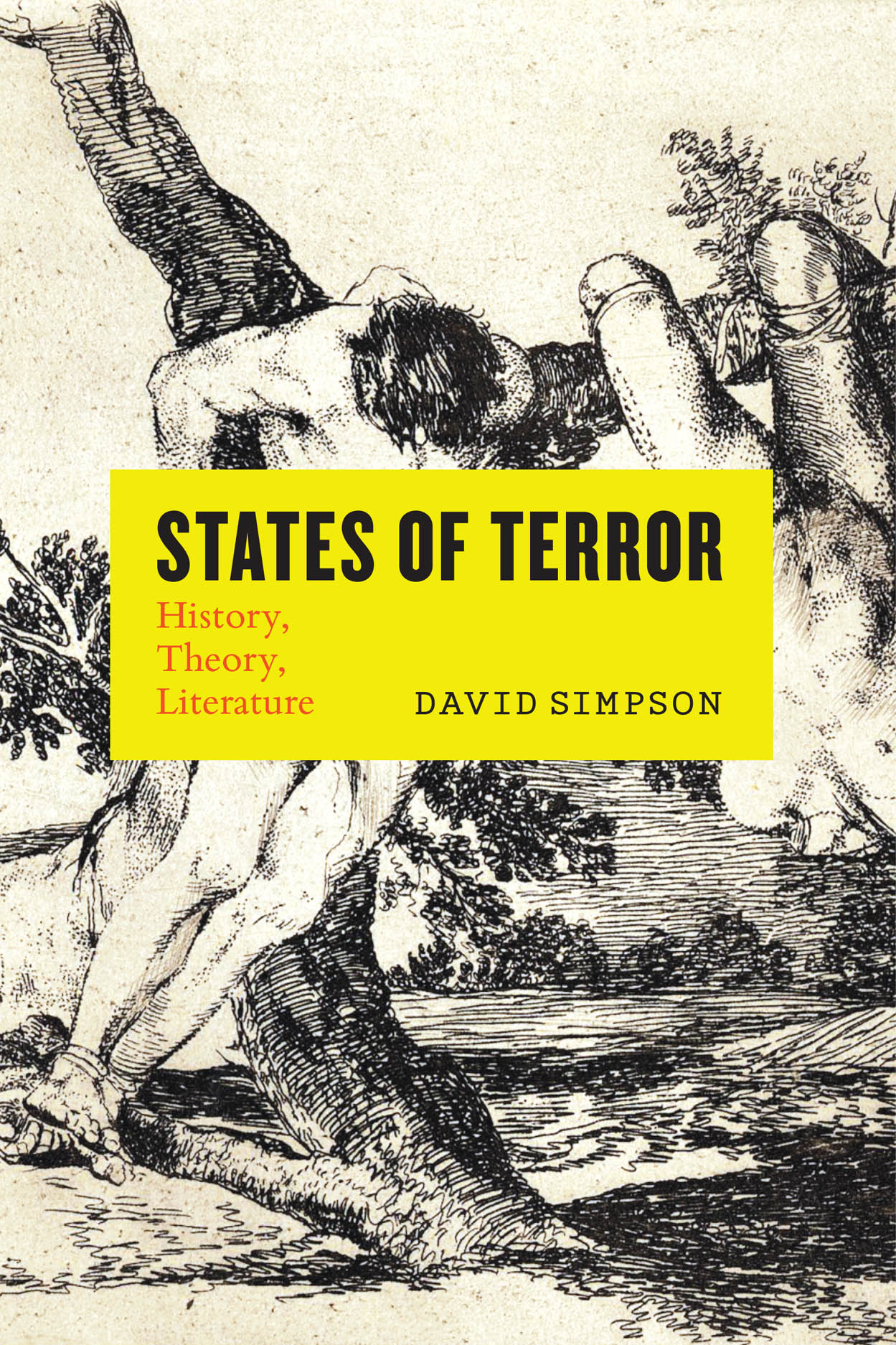 States of Terror: History, Theory, Literature