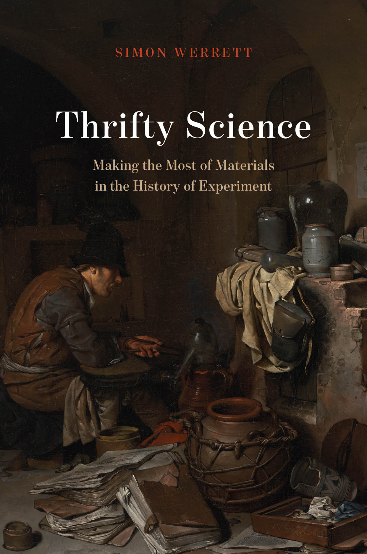 Thrifty Science: Making the Most of Materials in the History of Experiment